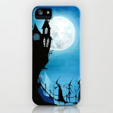 Witch Sisters Journey Home iPhone (5, 5s) Slim Case