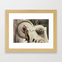 Manual Framed Art Print