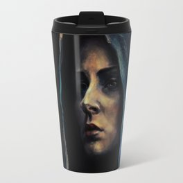 to porcelain, to ivory, to steel Travel Mug