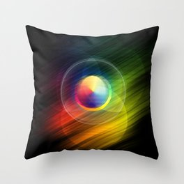 Dreams + Starlight Throw Pillow