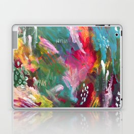 Pull me out of darkness Laptop & iPad Skin
