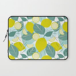 Lemons and Slices Laptop Sleeve