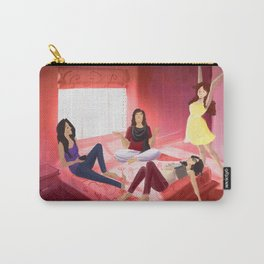 The Gossip Sessions Carry-All Pouch