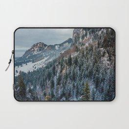 Forest - Bavarian alps Laptop Sleeve