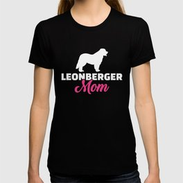 Leonberger mom T-shirt