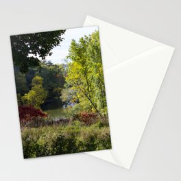 It is starting to look like Fall!! Stationery Cards