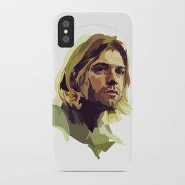 Kurt iPhone Case