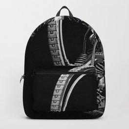 Tesla About Town -- noir version Backpack