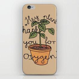 Thanks! iPhone Skin