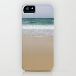 Beach Lewis and Harris iPhone Case