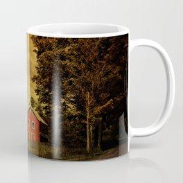 Alone on the Farm Coffee Mug