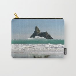 BroadHaven South Beach.Pembrokeshire.Wales. Carry-All Pouch
