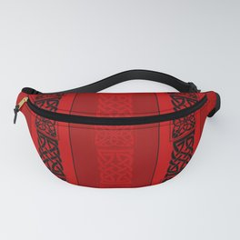 Viking red II Fanny Pack