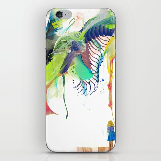 Azalia iPhone & iPod Skin
