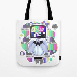 Erase Me Tote Bag
