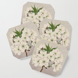 Cascade Fragrance Cherry Blossoms Coaster