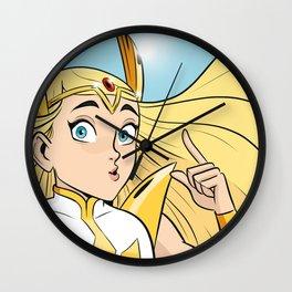 The Mighty She-Ra Wall Clock
