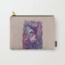 Romance Wolf Carry-All Pouch