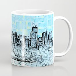 Brisbane Series #13 Coffee Mug