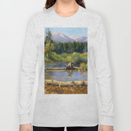 Heavenly View Long Sleeve T-shirt
