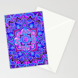 Tranquil Lotus Stationery Cards