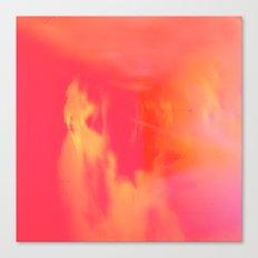 Acid Sun Canvas Print