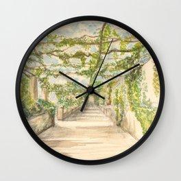 Ravello Wall Clock