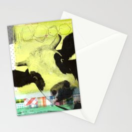 MUH...bunte Kuh Stationery Cards
