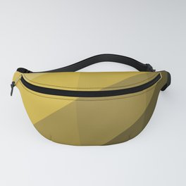 Pinneapple Shapes Abstract Shades Fanny Pack