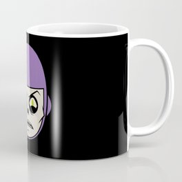 Deathray Head Coffee Mug