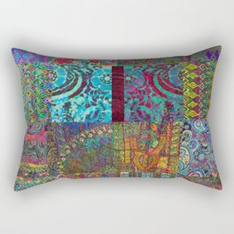 Bohemian Wonderland Rectangular Pillow