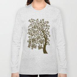 The Fruit of the Spirit (I) Long Sleeve T-shirt