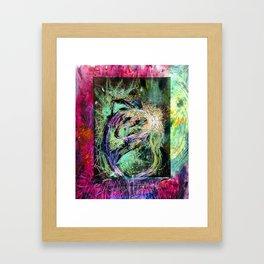 MakingLove Framed Art Print