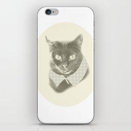 Miss Kitty iPhone Skin