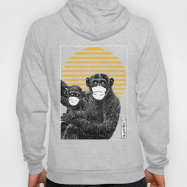 Masked Chimps Hoody