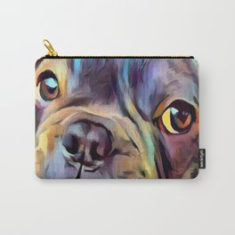 French Bulldog 4 Carry-All Pouch