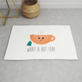 What A Hot-Tea Rug