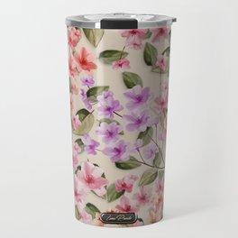 Flowers - Ensō Travel Mug