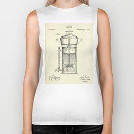 Caffee Urn-1890 Biker Tank