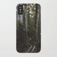 giants iPhone & iPod Cases featuring Among Giants by Frances Dierken