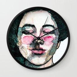 Sleeping Beauty #2 Wall Clock