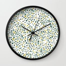Color dot Wall Clock