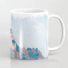 Castle 2 Coffee Mug