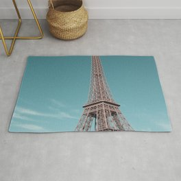 paris, france, eiffel tower Rug