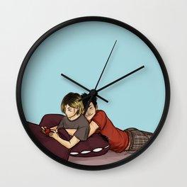 Kuroken Snuggles Wall Clock