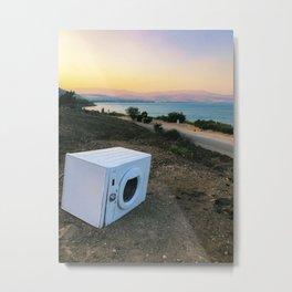 Electric Dreams on Galilee Metal Print