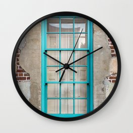 Frame within Frame Wall Clock