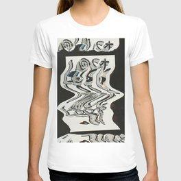 Lost Loop (Glitch ver.) T-shirt