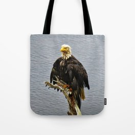 Eagle Drip Dry Tote Bag
