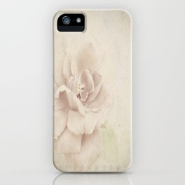 Love Never Fades iPhone Case